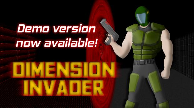 Dimension Invader Demo - windows x64