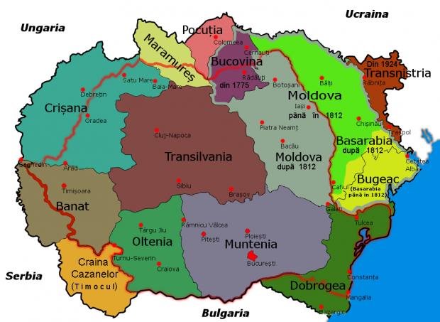 Romania reworked v0.1