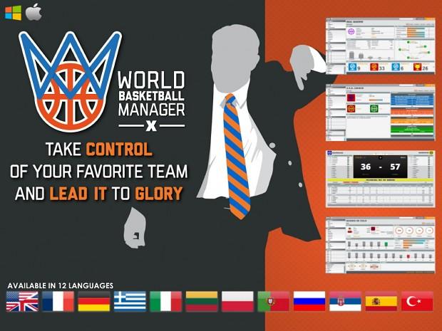 World Basketball Manager X Mac Setup