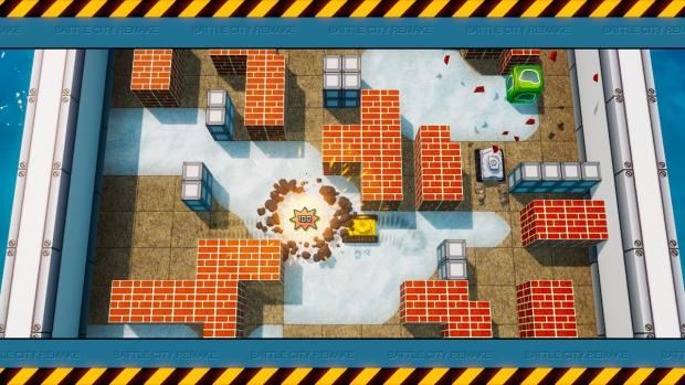 Battle City Remake Ver 1.0.0