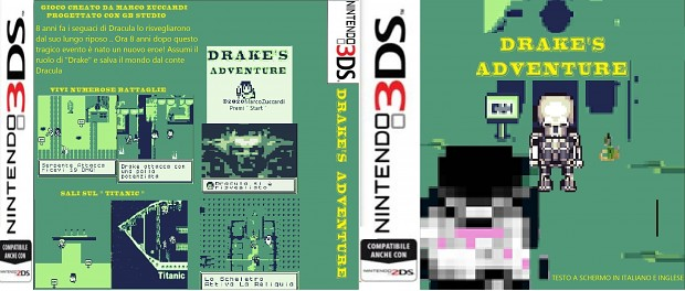 Drake's Adventure Eng Demo 6 3DS Rom