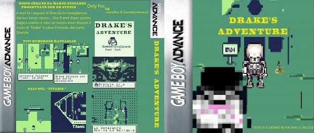 Drake's Adventure Eng Demo 6 GBA Rom