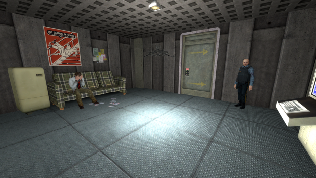 facility lockdown: definitive edition