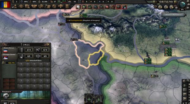 Romania reworked v.0.1.1
