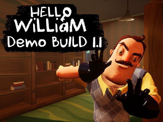 Hello William DB 1 Patch