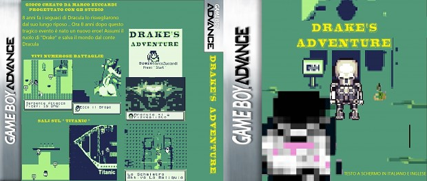Drake's Adventure Game Boy Advance Rom