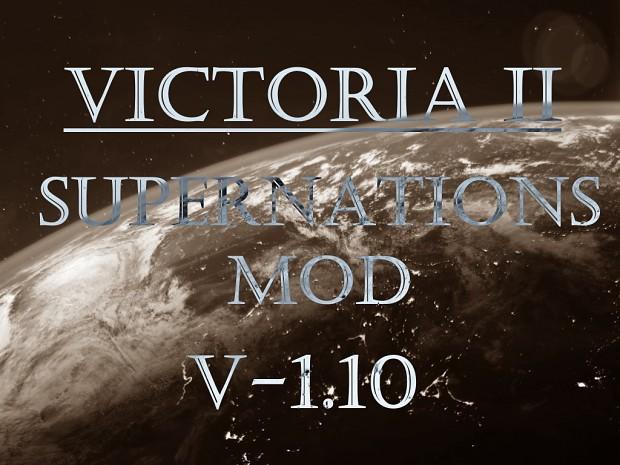 Supernations Mod v1.10