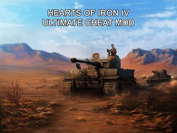 Ultimate Cheat Mod Improved