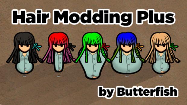 ButterfishHairModdingPlus v1.3.0