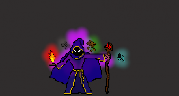 Emergent magic