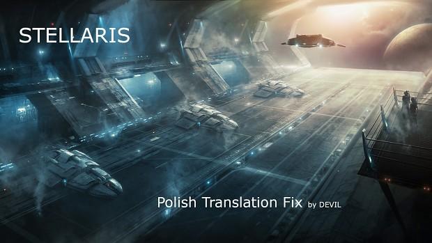 Polish Translation Fix by DEVIL V1