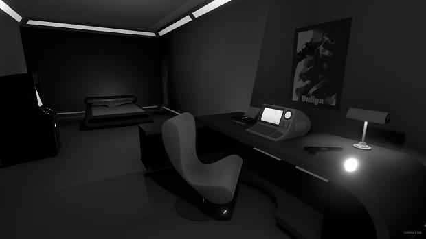 Deep Space Noir ASMR