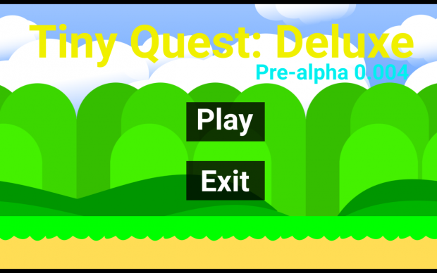 Tiny Quest: Deluxe (Pre-Alpha)