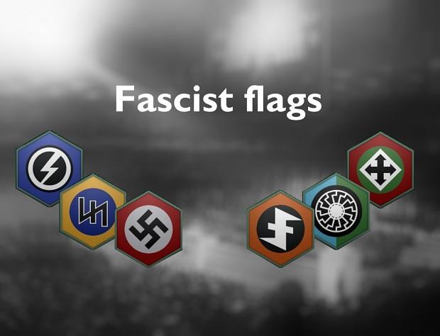 Fascist flags (No AI empires) 1.0
