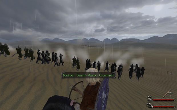 Great War of Calradia 1.0
