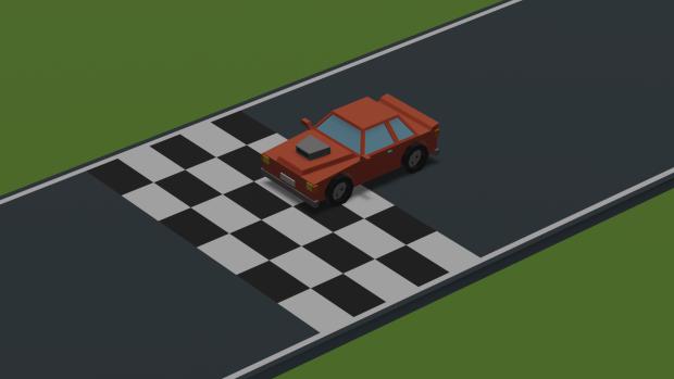 Low Poly Racing