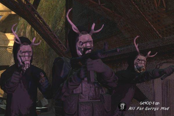 Monster Boys PM & NPC