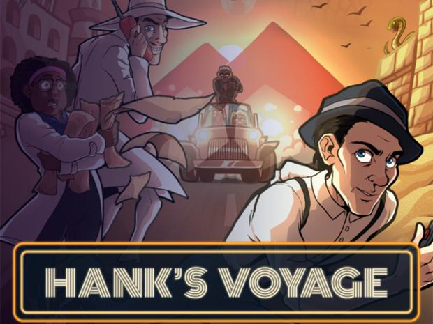 Hank's Voyage alpha 0.3.7 - Mac