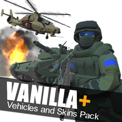 Vanilla+ - Vehicle Redesigns and Skins