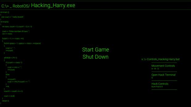 Hacking Harry