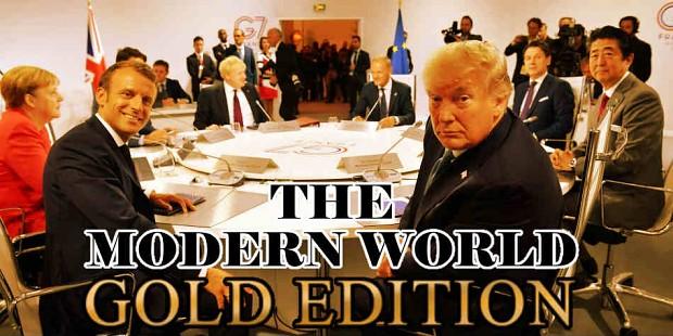The Modern World v3.3 2020 for MH GOLD