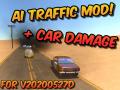 AI Traffic (& Car Damage) Mod v17