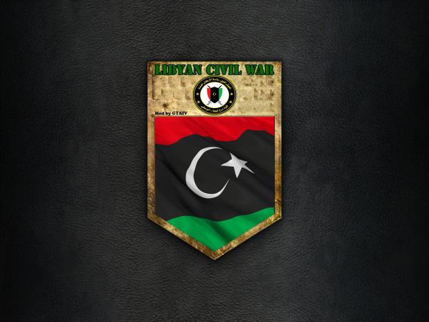 Libyan Civil War Mod 2.2