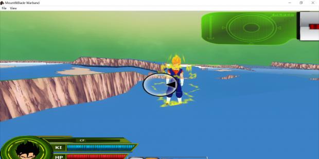 dragonball z : vegeta demo v0.2