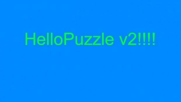 Hello Puzzle v2