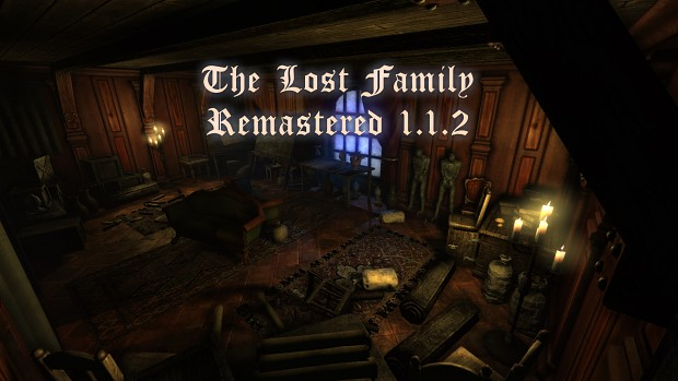 The Lost Family - Remastered 1.1.2