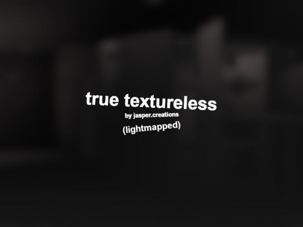 SCP - True Textureless (Lightmapped)