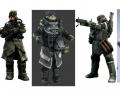 (FULL) Killzone 2 & 3 Helghast Trooper Sounds