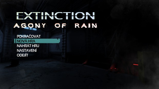 Extinction Agony of Rain - Czech Translation