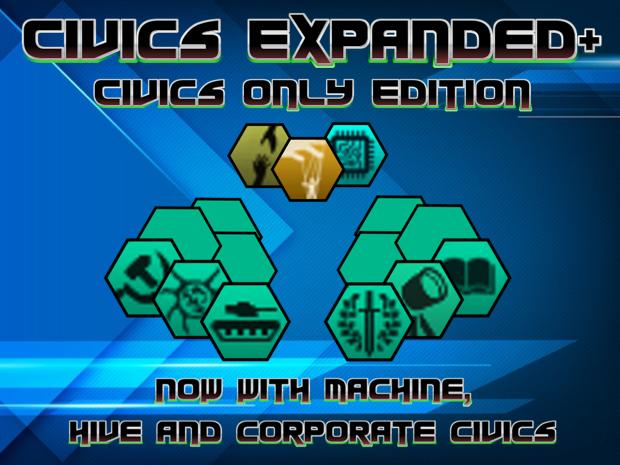 Civics Expanded (Civics Only) 1.3.1.1