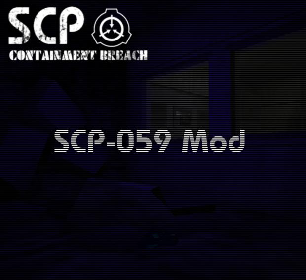 SCP 059 Mod
