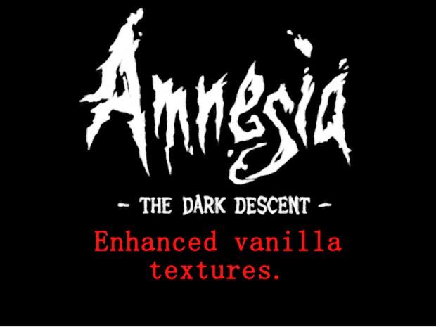 The Dark Descent   Improved Vanilla Textures