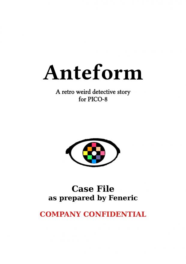 Anteform Manual EPub