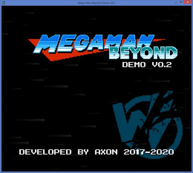 Mega Man Beyond Demo v0.2