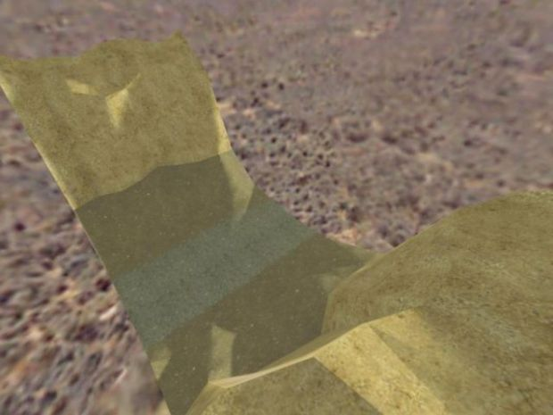 My first textures for Half Life