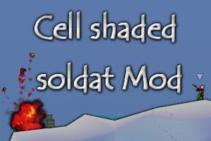 Cell shaded soldat mod v3.0