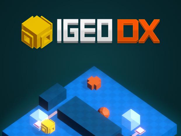 IGEO DX OSX Alpha 0.1.1b (MacOS Catalina+)