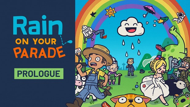 Rain On Your Parade Demo (Linux)