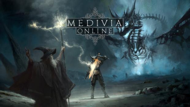 Medivia Online (macOS Catalina 10.15 or higher)