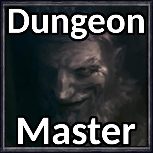 Dungeon Master (Updated 28/08!)