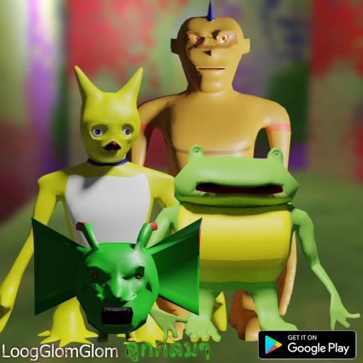 LoogGlomGlom Monster