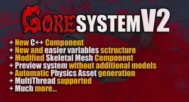 [Demo] GoreSystemV2 Demo