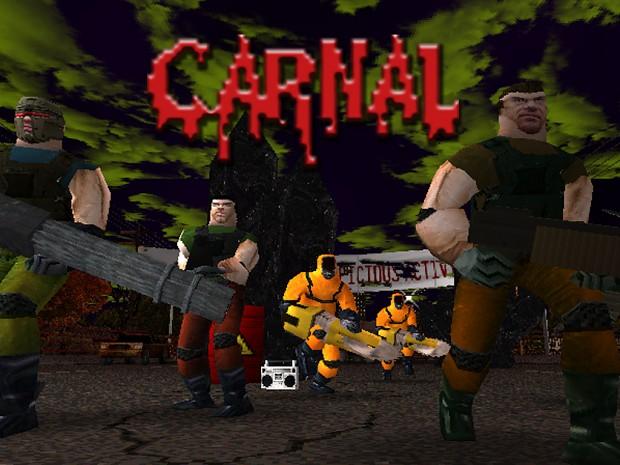 (OLD) CARNAL - Alpha Prototype Demo