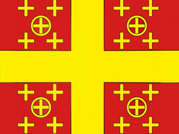 Heraklito Latin empire expanded