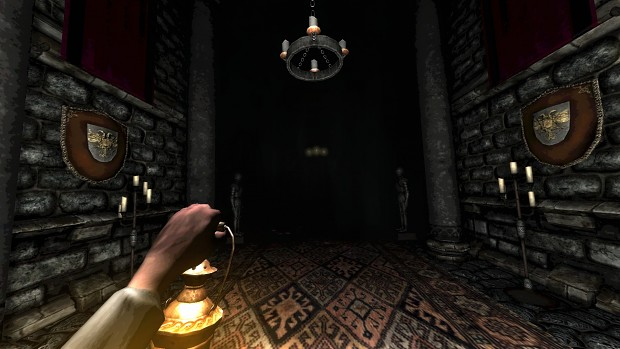 Amnesia Lantern Mode