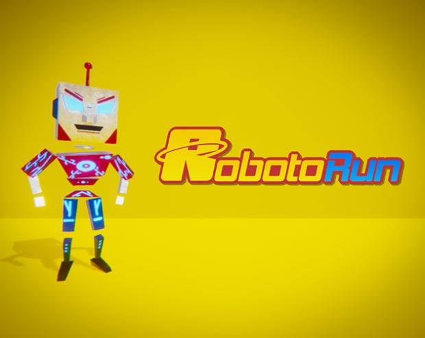 Roboto Run - Windows build 1.25
